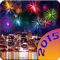 New Year HD Live Wallpaper icon