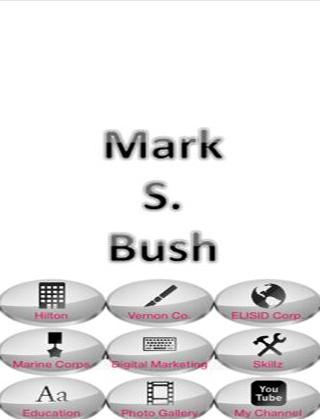 Mark S. Bush Resume
