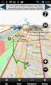 Kolkata Map screenshot 1