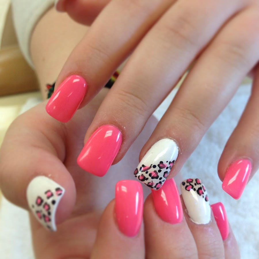 your nails with style see large variety of squoval nails designs - Squoval Nails Designs ~ Beautify Themselves With Sweet Nails
