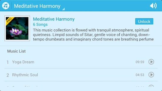 Meditative Harmony Pack (PRO)- screenshot thumbnail
