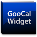 GooCal Widget icon