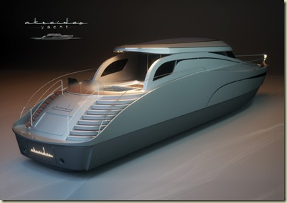 Big Boat Dragovic Yacht