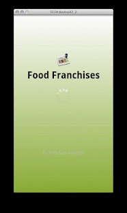 Food Franchises - screenshot thumbnail