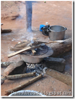 Baking in Malawi!