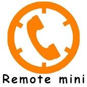 Wheelphone remote mini