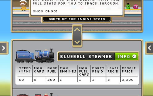 Pocket Trains Official Guide - screenshot thumbnail