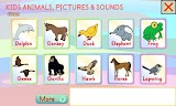 Kids Animals Pictures & Sounds Apk Download Free for PC, smart TV