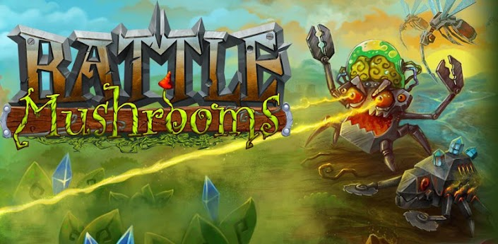 Скачать Battle Mushrooms - самая лучшая игра в жанре