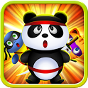 Flying Cute Ninja Animals Saga icon