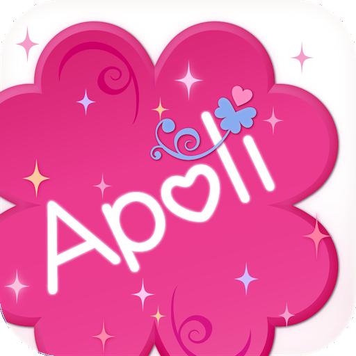 Apoli〜女子会応援アプリ〜 LOGO-APP點子