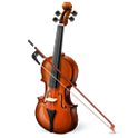 VIOLIN WAR - Violin Tuner icon