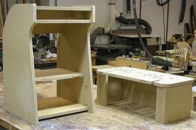 For Sale: Bartop Arcade Cabinet, Brand New, Custom Built ...