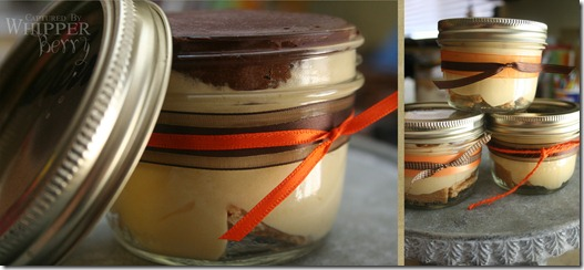 Eclairs in a Jar