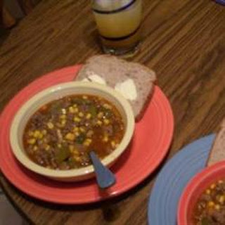 Pennsyltucky Pepper Stew.