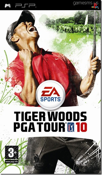 Tiger Woods PGA Tour 10 Cover/Boxshot