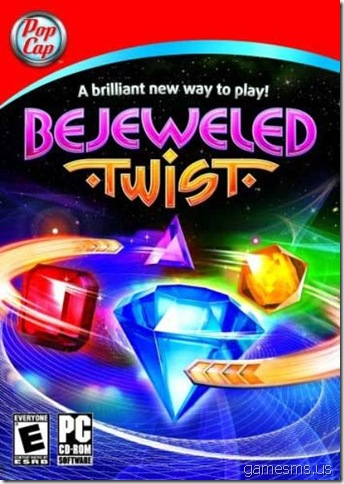 Bejeweled Twist Cover