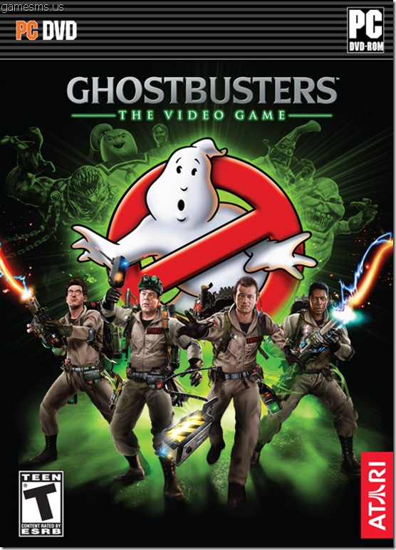 Ghostbusters US Cover