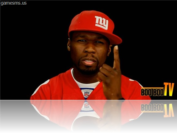 50 cent - Touch Me (2009) HDTVRip