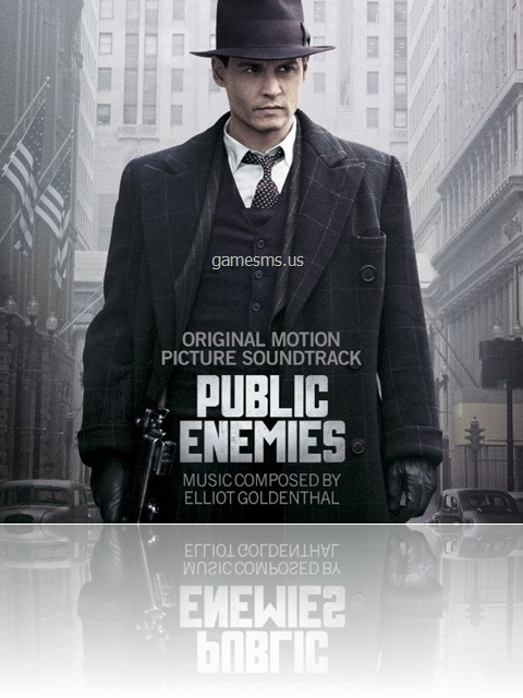 Public-Enemies CD-Cover