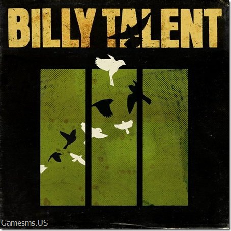 Billy Talent - Billy Talent III Cover
