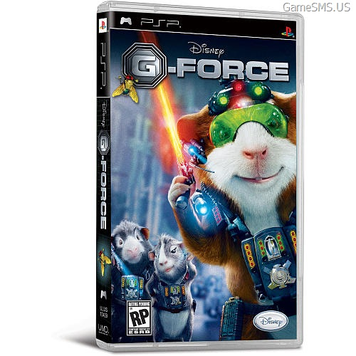 G-Force USA PSP-pSyPSP
