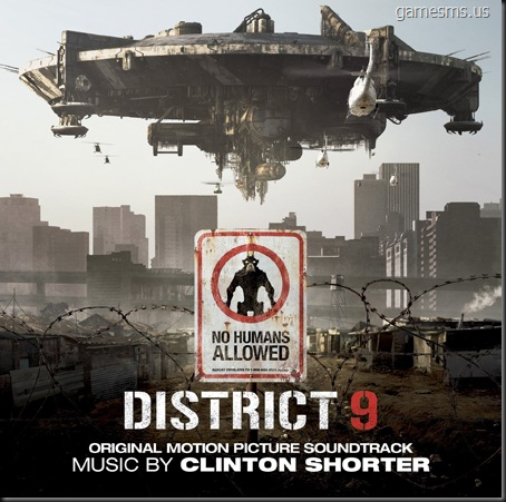 Clinton Shorter - District 9 OST Cover