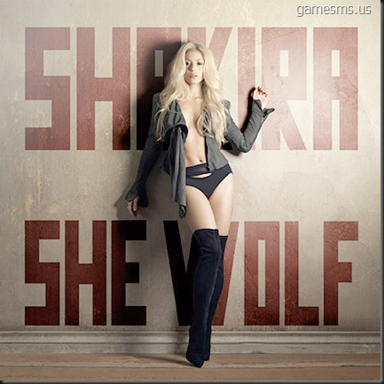 She Wolf - Shakira Full Mp3 Download