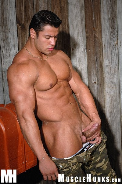 Muscle Hunk Sex 38