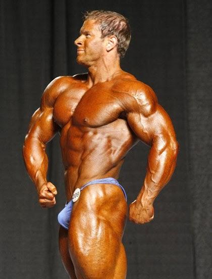Bodybuilders Posing Nude 10