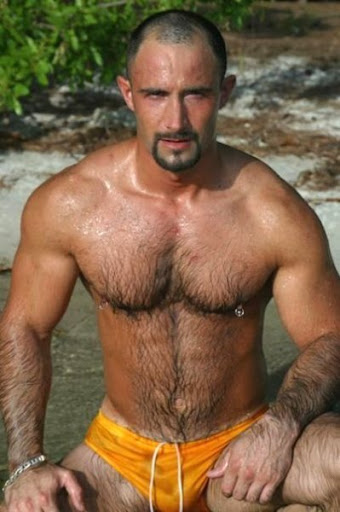 Hairy Muscle Men Galleries 68