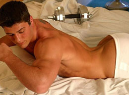 Sexy and Hot Muscle Men - Gallery 20 - Sexuality of Sportsmen