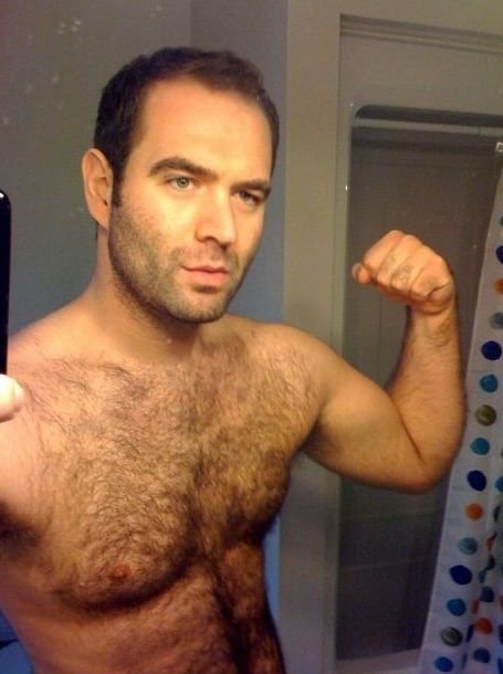 Hairy Man 83