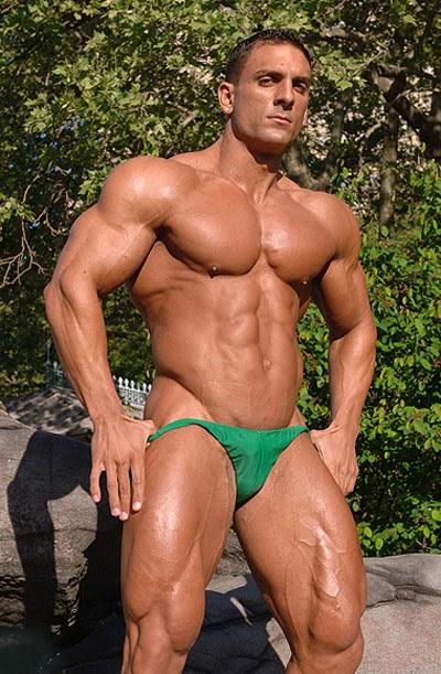 Bodybuilding sex video