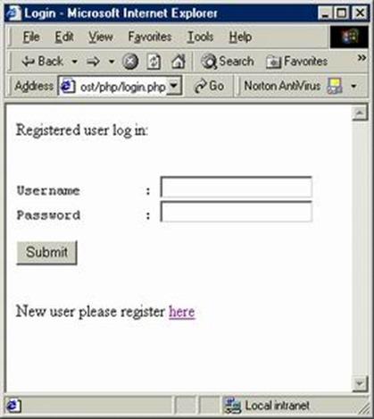 Fitur Login-Logout Halaman Web Dengan PHP-Gambar 4