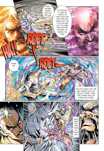 Tân Tác Long Hổ Môn Chap 121 page 11 - Truyentranhaz.net