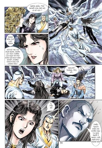 Tân Tác Long Hổ Môn Chap 121 page 33 - Truyentranhaz.net