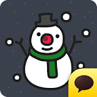 Winter Story - KakaoTalk Theme icon