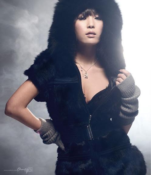 Model Kim In Ae | Korean Models Photos Gallery