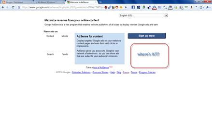How To: Login with Google AdSense Account on Google Chrome