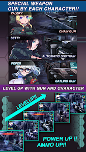 Gun Fire Girls v1.02 Mod Money