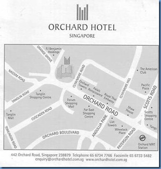 orchard hotel