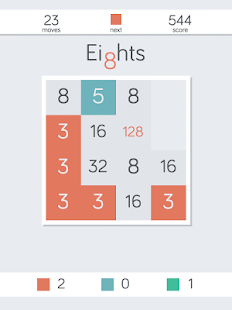 Eights! Screenshot
