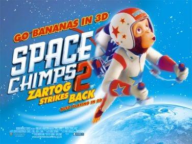 Space Chimps 2 Zartog Strikes Back 2010