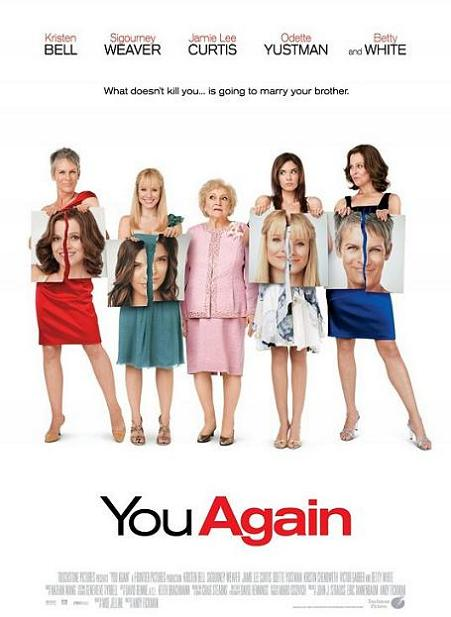 You Again, movie, poster