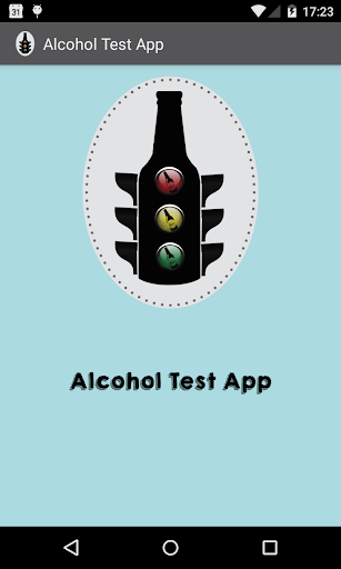 Alcohol Test App
