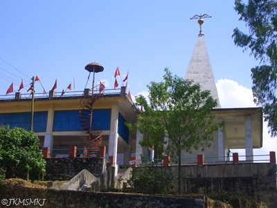 Panchmukhi Balaji Temple
