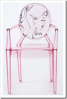 Special Edition Ghost Chair - Kartell