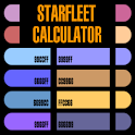 Star Trek Starfleet Calculator logo