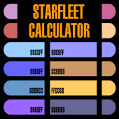 Star Trek Starfleet Calculator